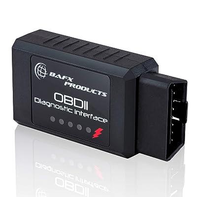 Wireless Bluetooth OBDII or OBD2 Reader Scanner Tool