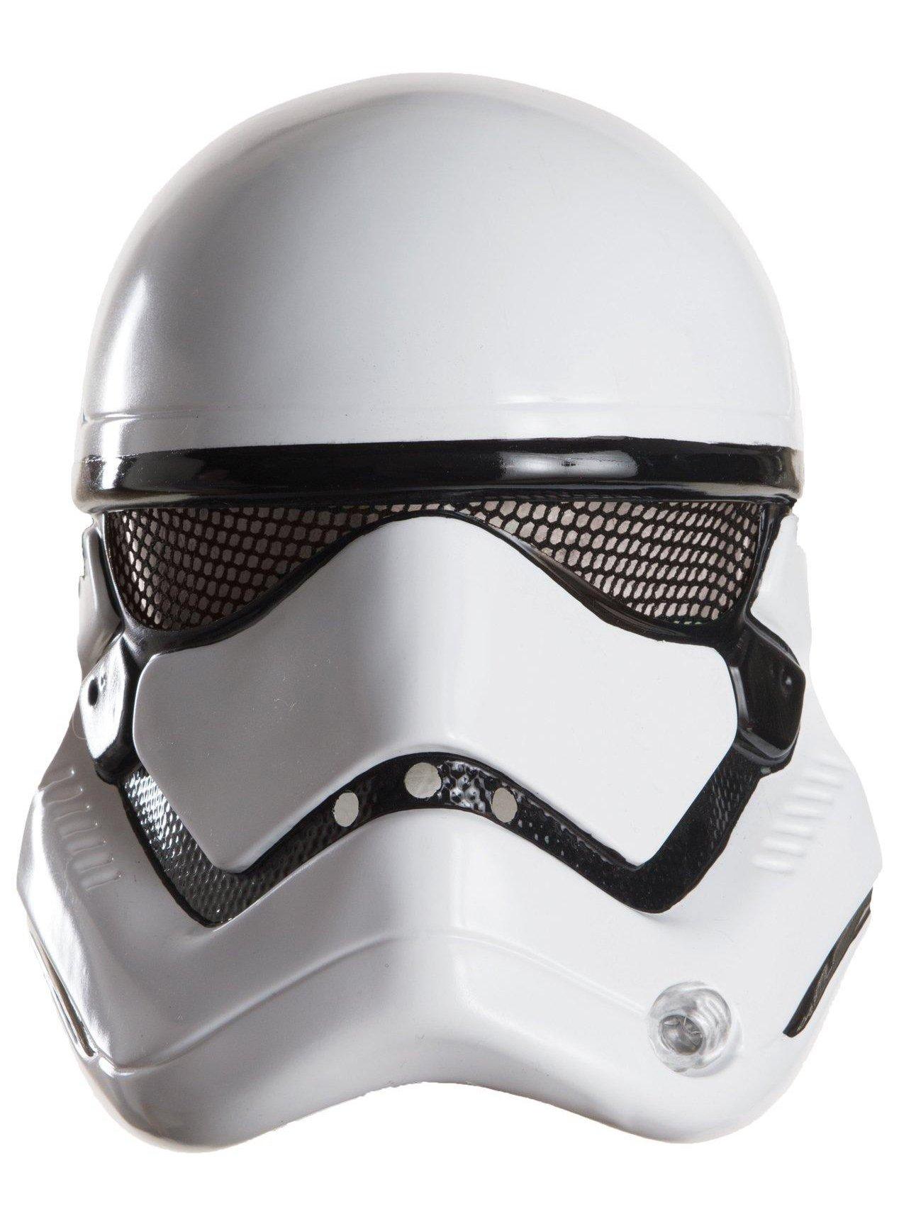 Rubie's Star Wars: The Force Awakens Child's Stormtrooper Half Helmet