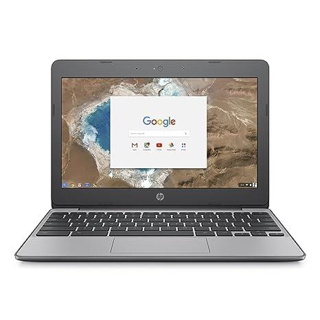 2018 HP 11 G5 Chromebook 11 6 inch Laptop, Intel Dual Core Celeron N3050  Processor, 4GB DDR3L RAM, 16GB eMMC, Intel Dual Band Wireless-AC,  Bluetooth,