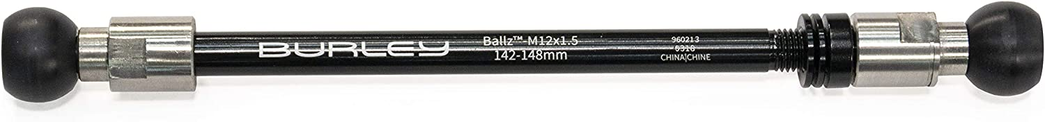 Burley Design Ballz Thru Axle, 12 x 1.5/142-148mm