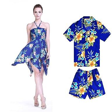 Hawaii Hangover Camisa de Vestir de Traje de Luau Hawaiano de la ...