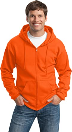 Port /& Company Mens Tall Ultimate Pullover Hooded Sweatshirt PC90HT