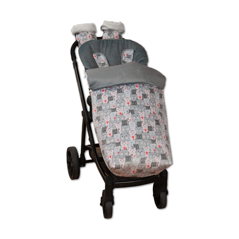 Babyline 2000662 Saco para silla de paseo unisex