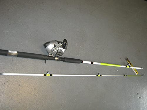 zebco ht Garrett Outdoors 888 Catfish Combo 7ft