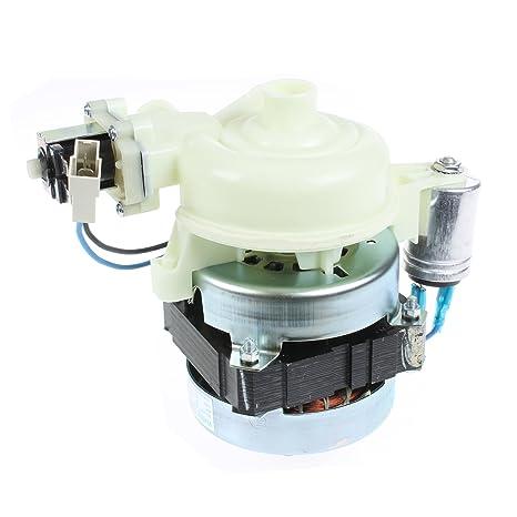 Spares2go Bomba de recirculación Motor para Haier lavavajilla ...