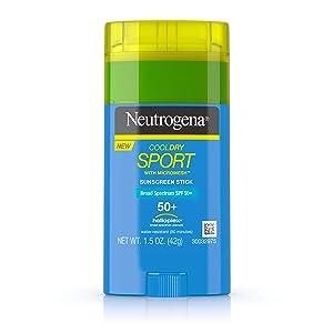 Neutrogena Cool Dry Sport Stick, 1.5 Ounce