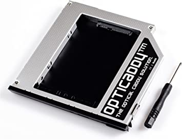 Opticaddy© SATA-3 HDD/SSD Caddy Adaptador para Dell Precision ...