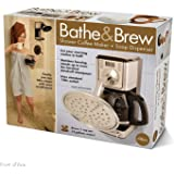 """Bathe & Brew"" - Standard Size Prank Gift Box (Premium pack)"
