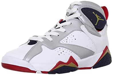 save off 1ef61 844c8 AIR JORDAN 7 RETRO (GS) 'OLYMPIC 2012 RELEASE' - 304774-135 ...
