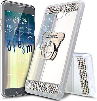 Galaxy A5 caso, Galaxy A5 2016 Funda, ikasus Bling Rhinestone ...