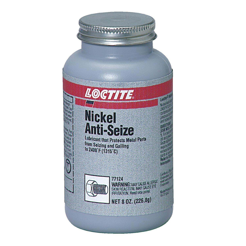 Loctite 77124 Nickel Anti-Seize, 8 oz. Can by Loctite