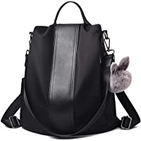 Barwell Women Backpack Ladies Rucksack Waterproof Nylon School bags Anti-theft Dayback Shoulder Bags