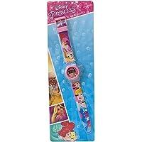 Kids Licensing |Reloj Digital para Niños | Reloj Princesas |Diseño Personajes Disney |Reloj Infantil Resistente | Reloj…