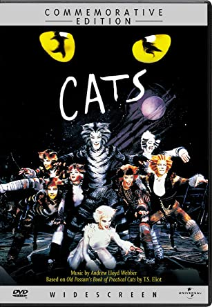 Amazon.com: Cats: The Musical (Commemorative Edition ...