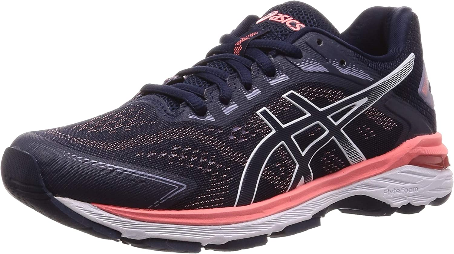 | ASICS Gt 2000 7 Womens Running Shoes 7.5 B(M