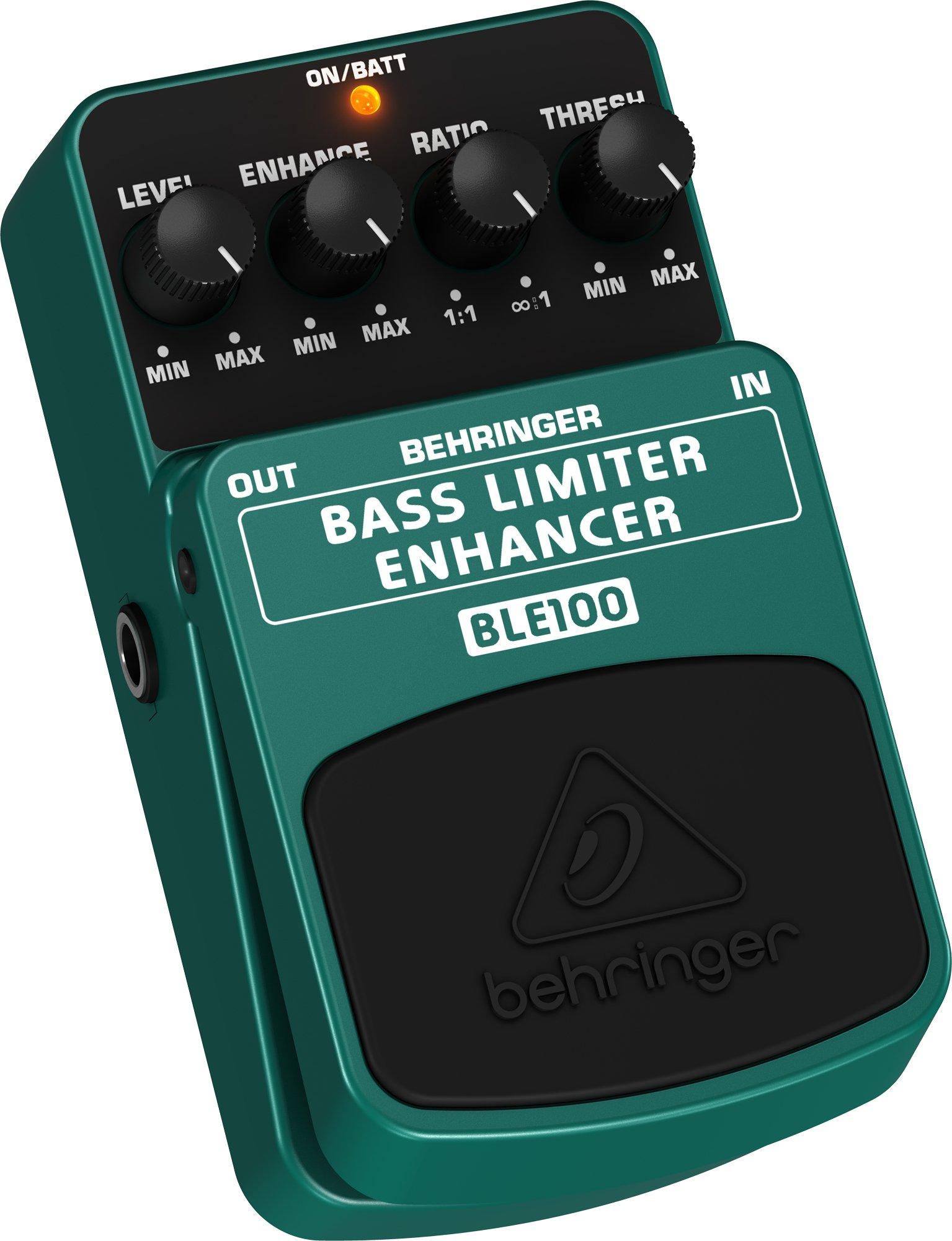 Behringer BLE100 Bass Limiter Enhancer by Behringer