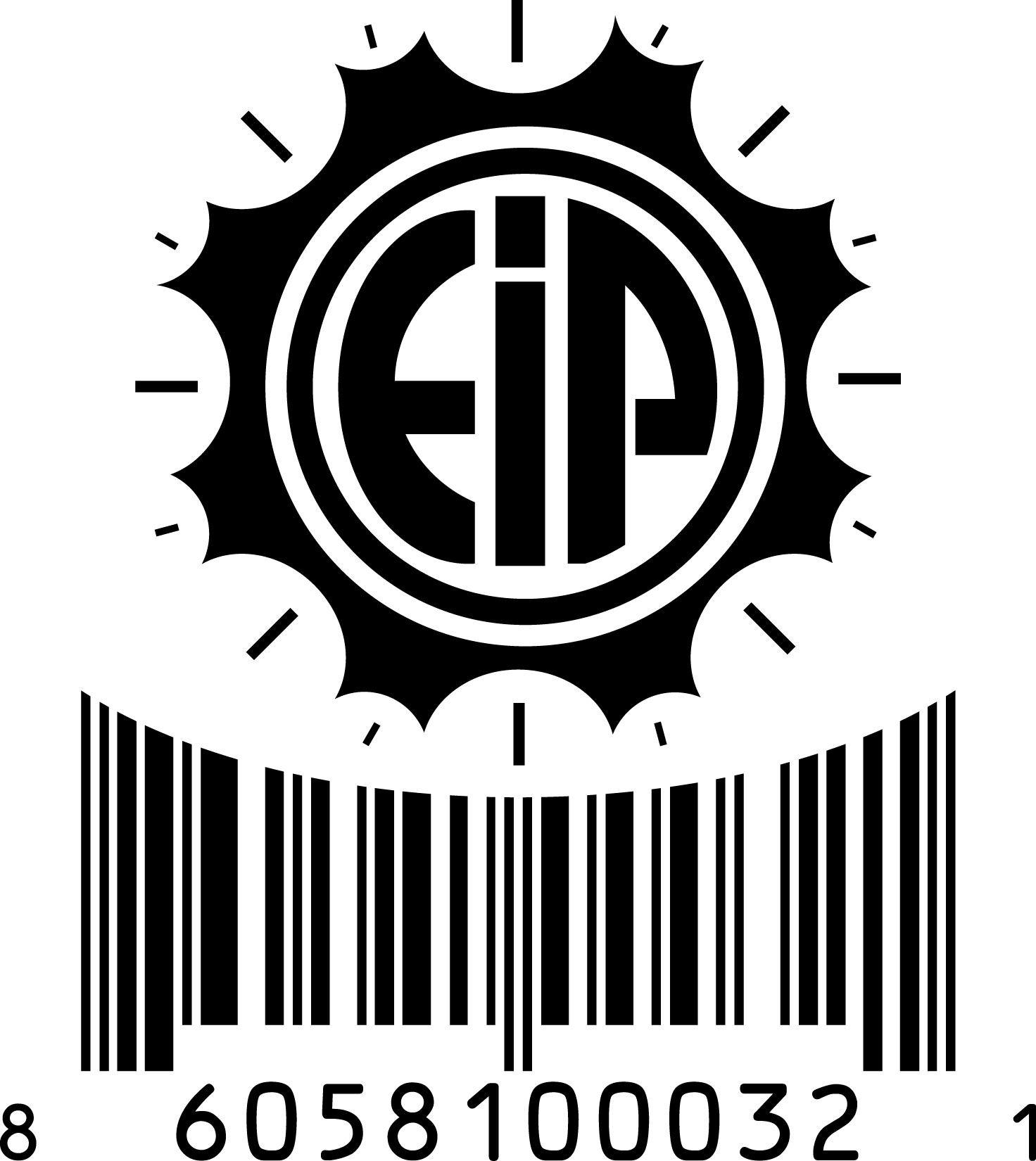 EIP Original Nikola Tesla Positive Energy Purple Disk
