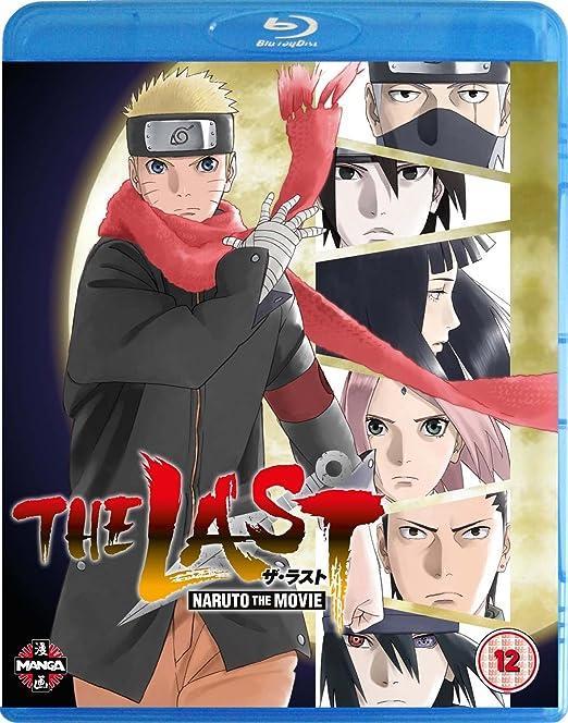 The Last Naruto Movie Blu-ray Reino Unido Blu-ray: Amazon.es ...