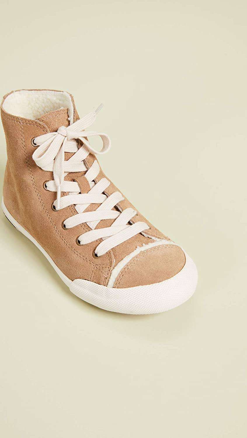 SeaVees Womens Army Issue High Sneaker