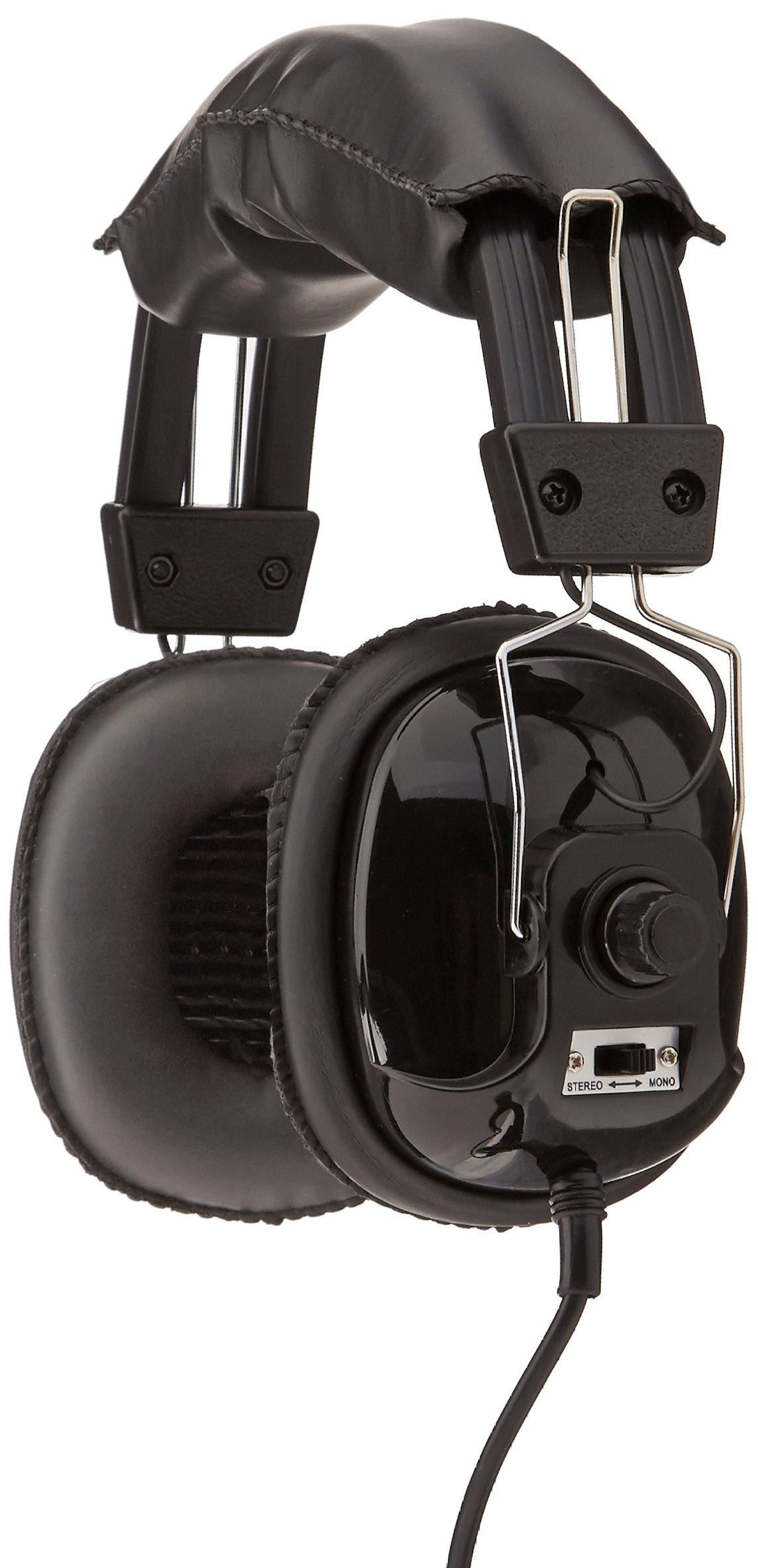 Bounty Hunter Metal Detector Binaural Headphone HEAD-PL by Bounty Hunter
