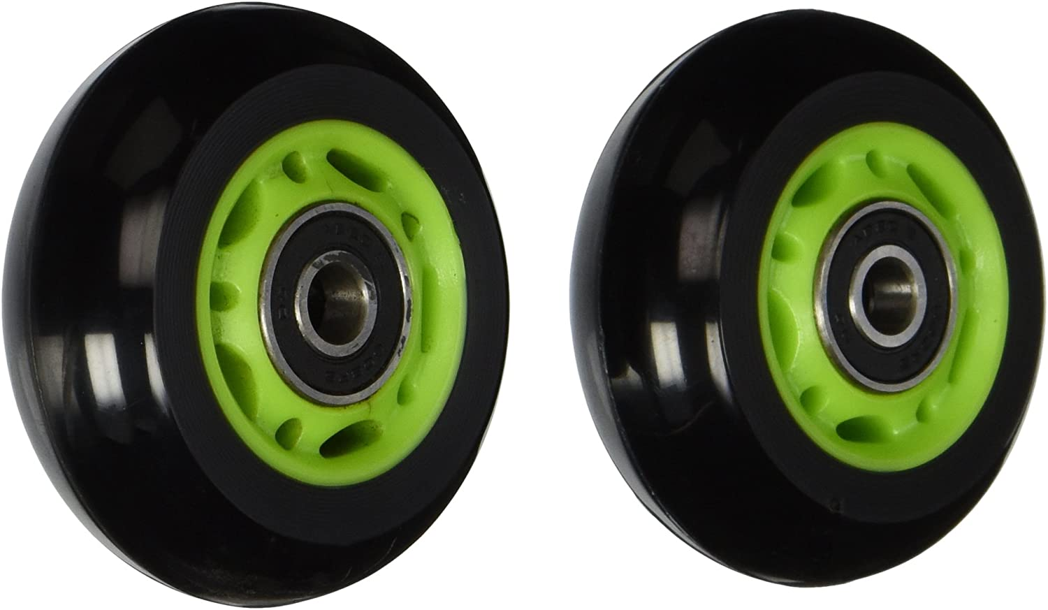 Blue Razor Riprider and Powerwing 64mm replacement rear wheels