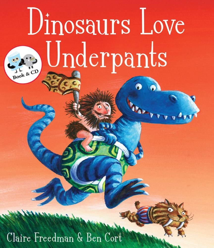 Download Dinosaurs Love Underpants pdf