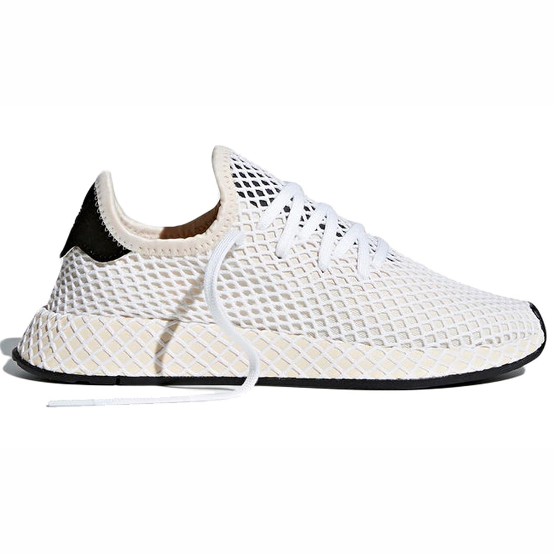 cheaper 098c0 9317d Adidas Deerupt Runner. Schuhe Damen. Sneaker Moda 2018 (38 EU LinenLinenEcru  Tint) - associate-degree.de