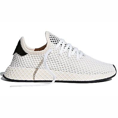 huge selection of 832c6 e6055 Adidas Deerupt Runner. Schuhe Damen. Sneaker Moda 2018 (38 23 EU  LinenLinenEcru Tint) - associate-degree.de