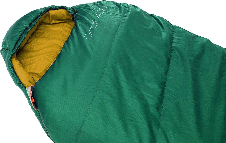 Easy Camp Orbit Saco de Dormir Talla /única Unisex Adulto Verde