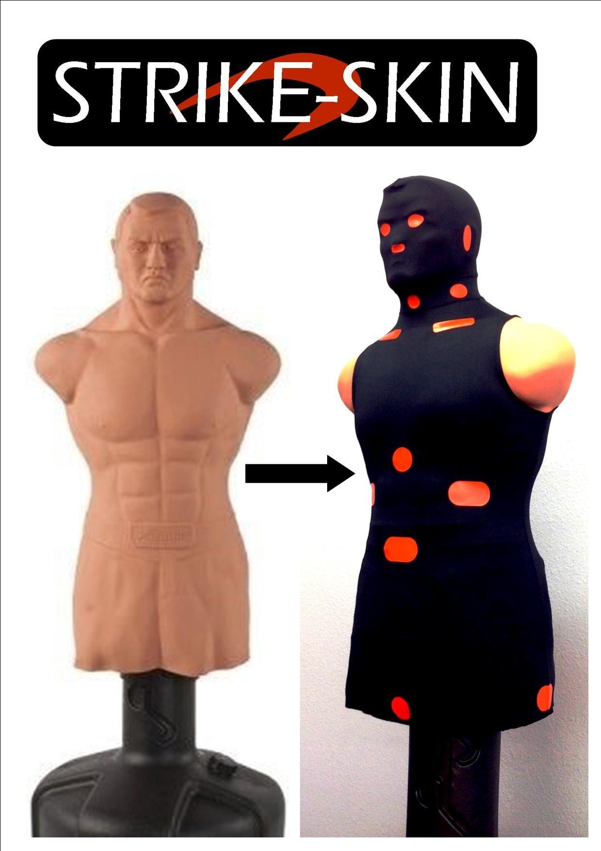 Strike-Skin Self Defense Training Aide ***BOB Punching Bag NOT Included