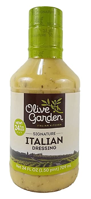 Olive Garden Signature Italian Dressing ~ 24 oz