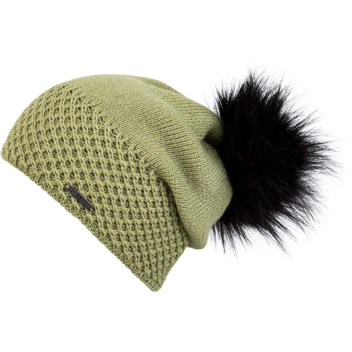 CHILLOUTS M/ütze Anna Hat Green ANN03