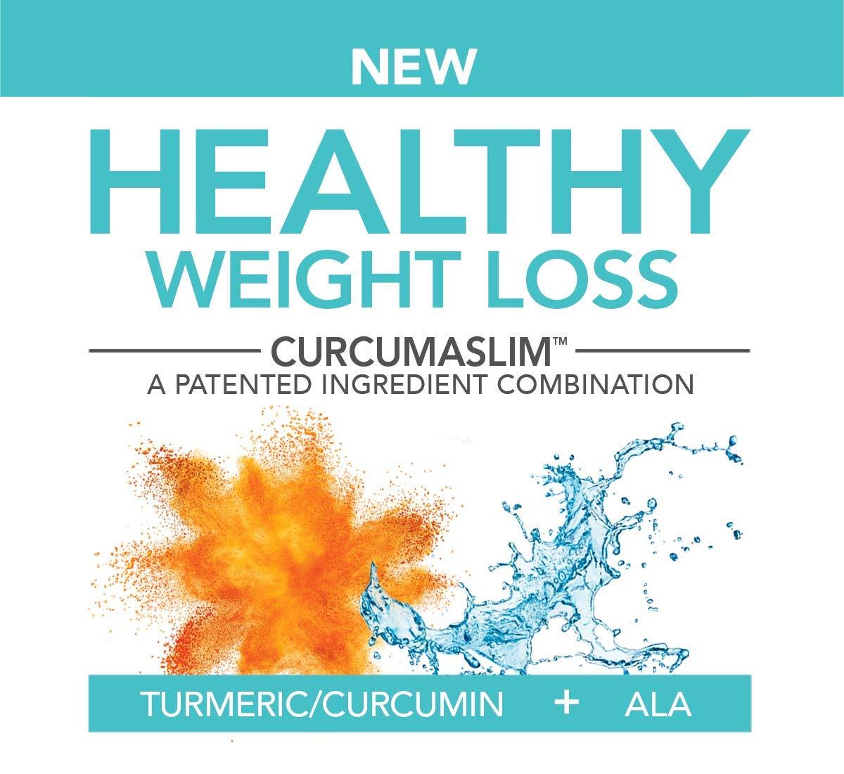 Hydroxycut Ultra Lean Healthy Weight Loss, Turmeric Curcumin & Alpha Lipoic  Acid Supplement,