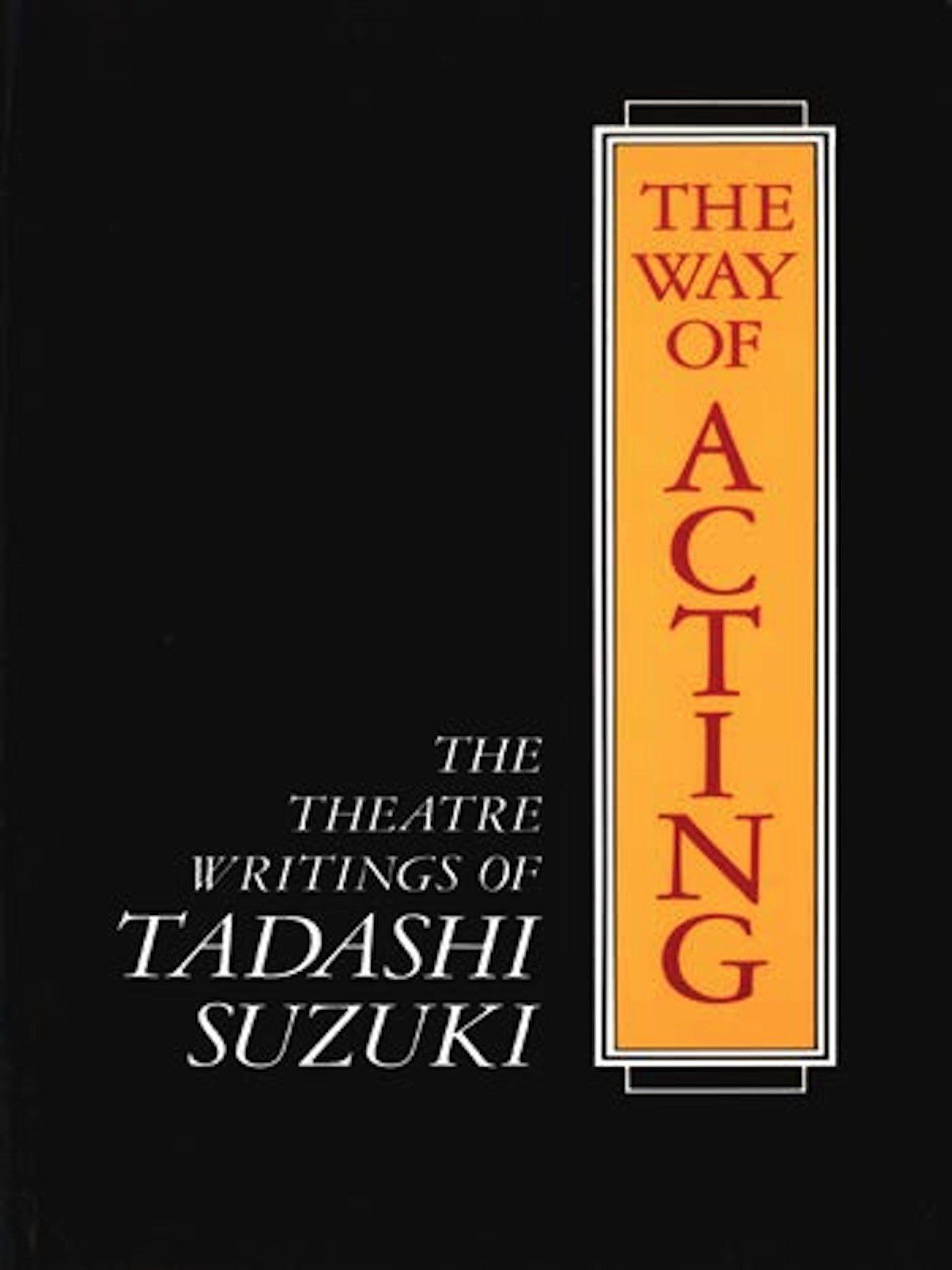 tadashi suzuki acting method