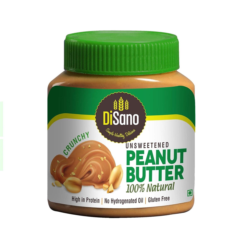 DiSano All Natural Peanut Butter, Gluten Free, 1 Kg