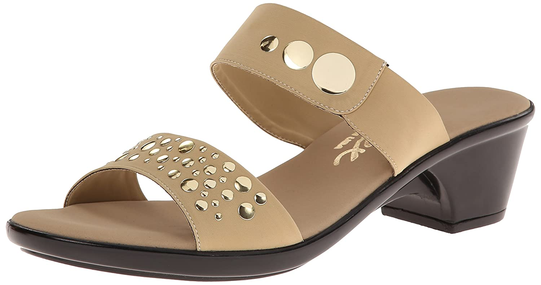 Onex Women's Sonic Wedge Sandal B00F2FP3KA 6 B(M) US|Tan