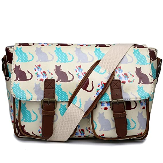 Turquoise Canvas Star Bag - OS / BLUE I Saw It First oeu2xIVa3
