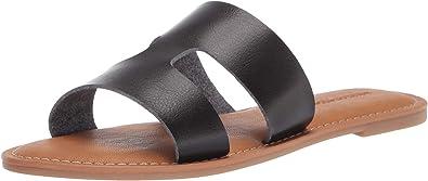 Amazon Essentials Women's H Band Flat Sandal