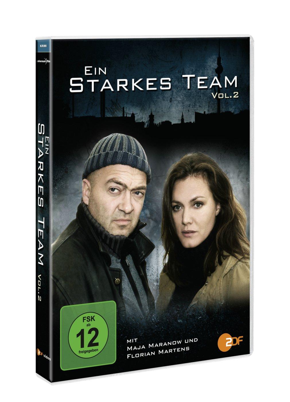 Ein Starkes Team Volume 2 2 Dvds Amazonde Maja Maranow