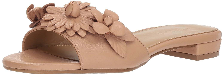 Aerosoles Women's Pin Down Slide Sandal B076BQJ2FW 11 M US|Light Tan Leather