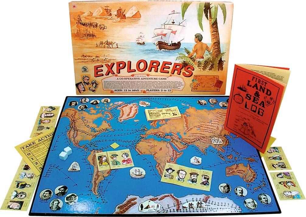 Explorers: Amazon.es: Juguetes y juegos