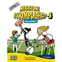 Mission Accomplished 4. Express. Activity Book (+ CD)