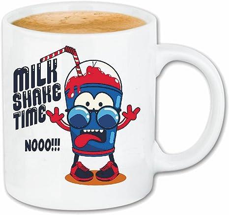 taza para café BATIDO DE LECHE DE TIEMPO NOO batido de ...