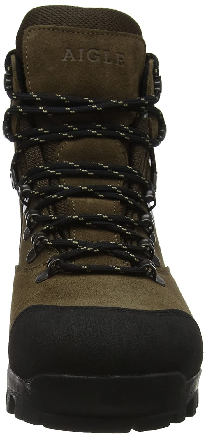 dd50fa66751 Aigle Men s s Altavio Mid Gore-tex Hunting Shoes  Amazon.co.uk  Shoes   Bags