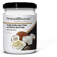Primal Beauty Shea boter en cacaoboter, 500 g