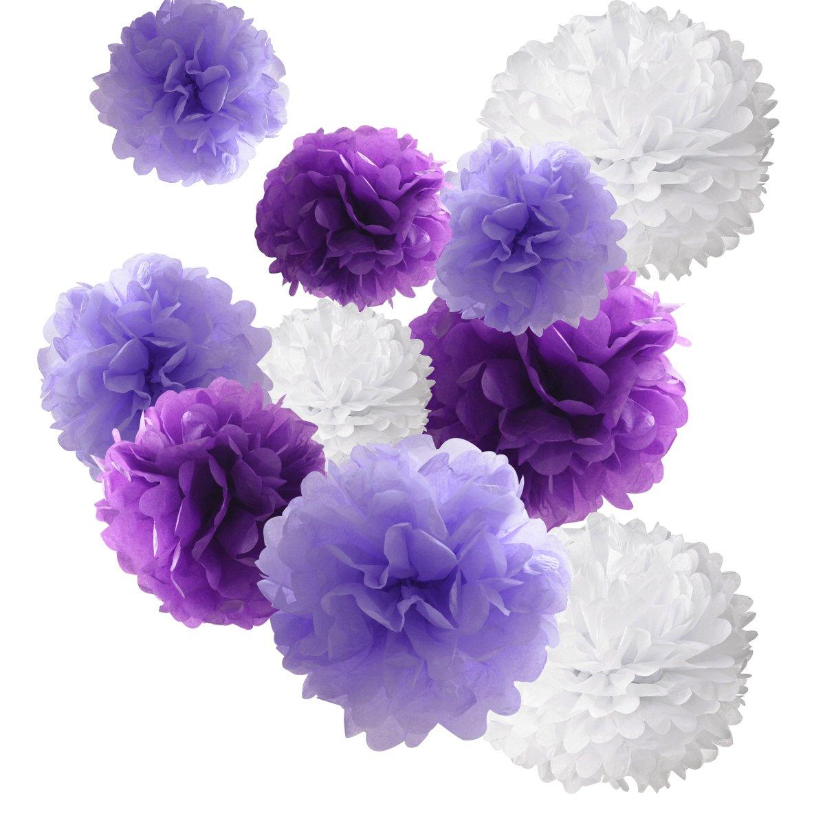 12 Purple Monarch BUTTERFLY Small Medium & Large Edible