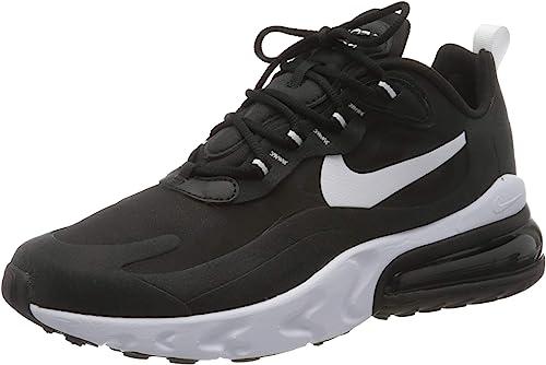 Nike Men's Air Max 270 React Athletics Shoes, Grey (Air Max