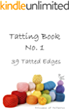 tatting tatted patterns hankerchief pattern amazon kindle edges edging edition single