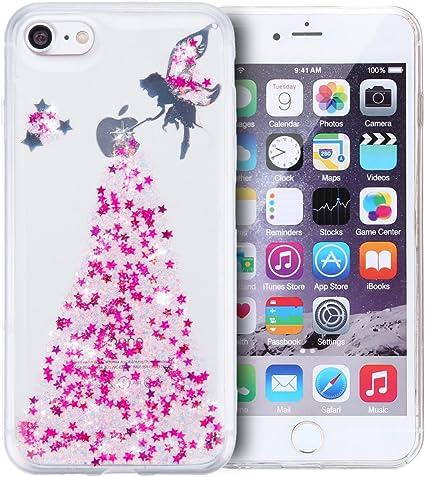 YSIMEE Compatibile Cover iPhone 5S/iPhone SE,Custodie Gel ...