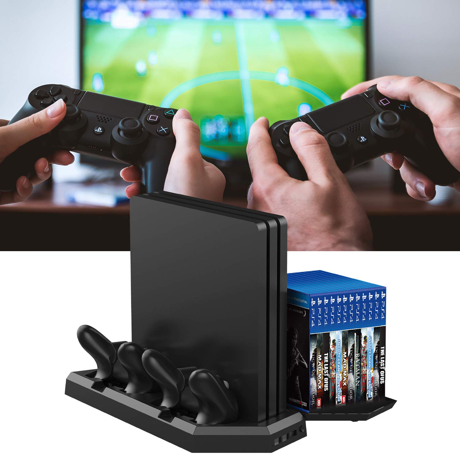Best Rated in PlayStation 4 Cooling Systems & Helpful